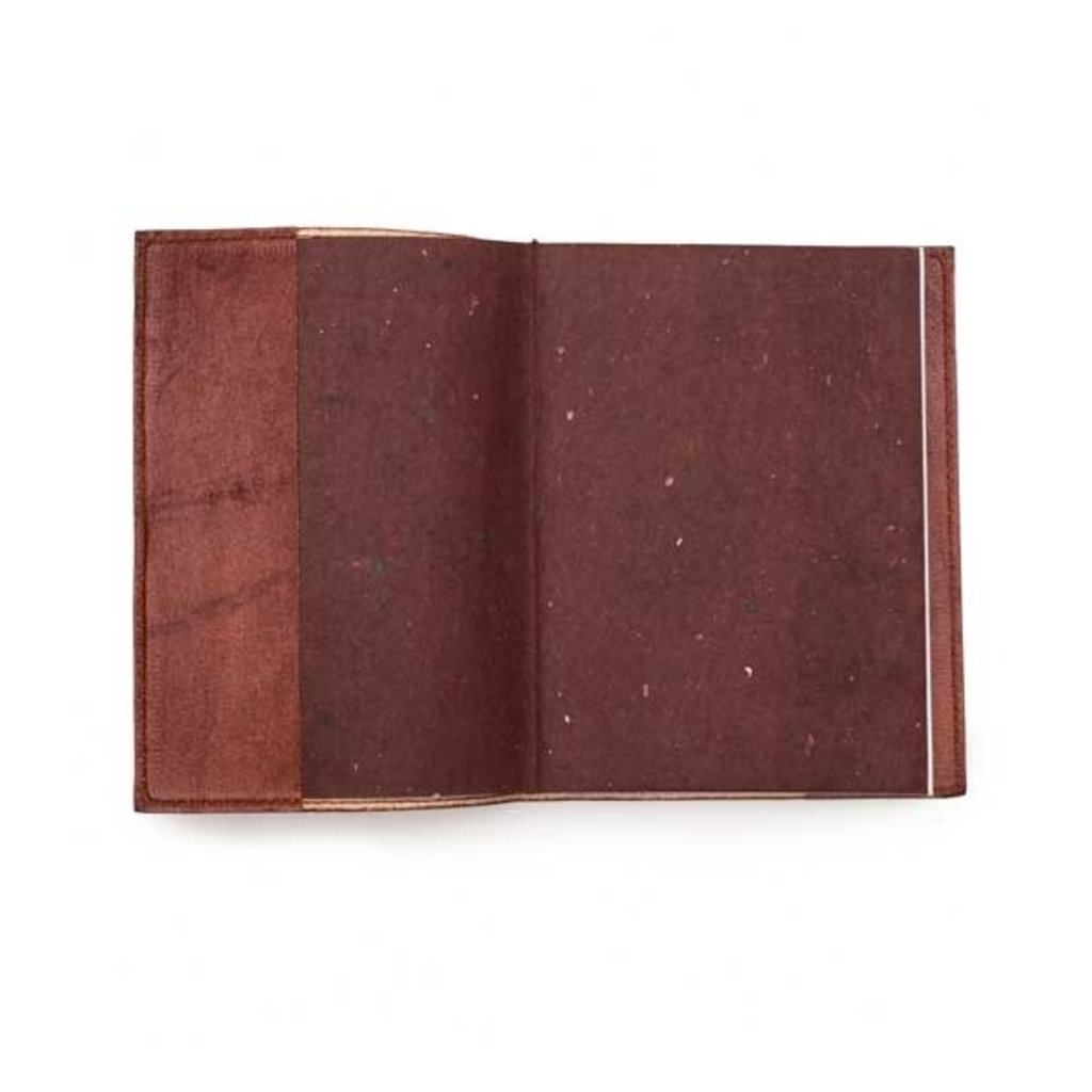 Matr Boomie Globetrotter Leather Passport Cover