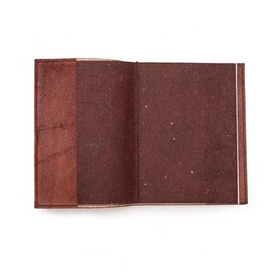 Matr Boomie Globetrotter Leather Passport Cover