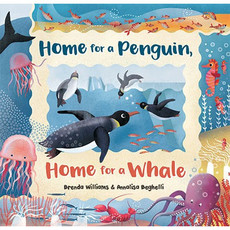 Barefoot Books Home for a Penquin, Home for a Whale