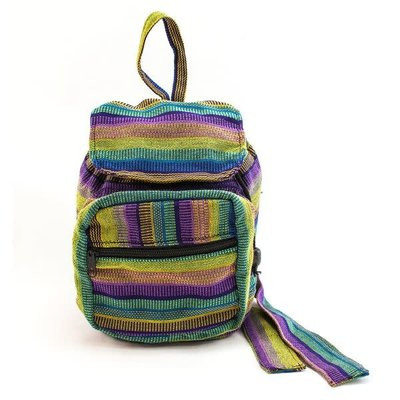 Lucia's Imports Ikat Mini-Backpack