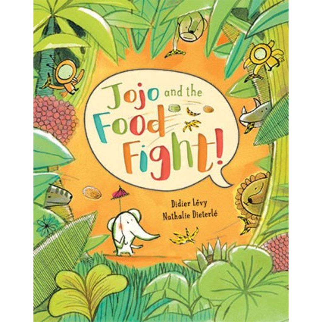 Barefoot Books Jojo and the Food Fight!