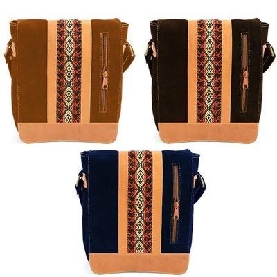 Minga Imports Justa Crossbody Bag