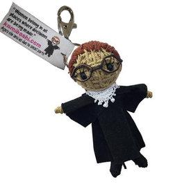 Kamibashi Justice Ruth String Doll Keychain