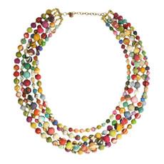 World Finds Kantha Intertwining Necklace