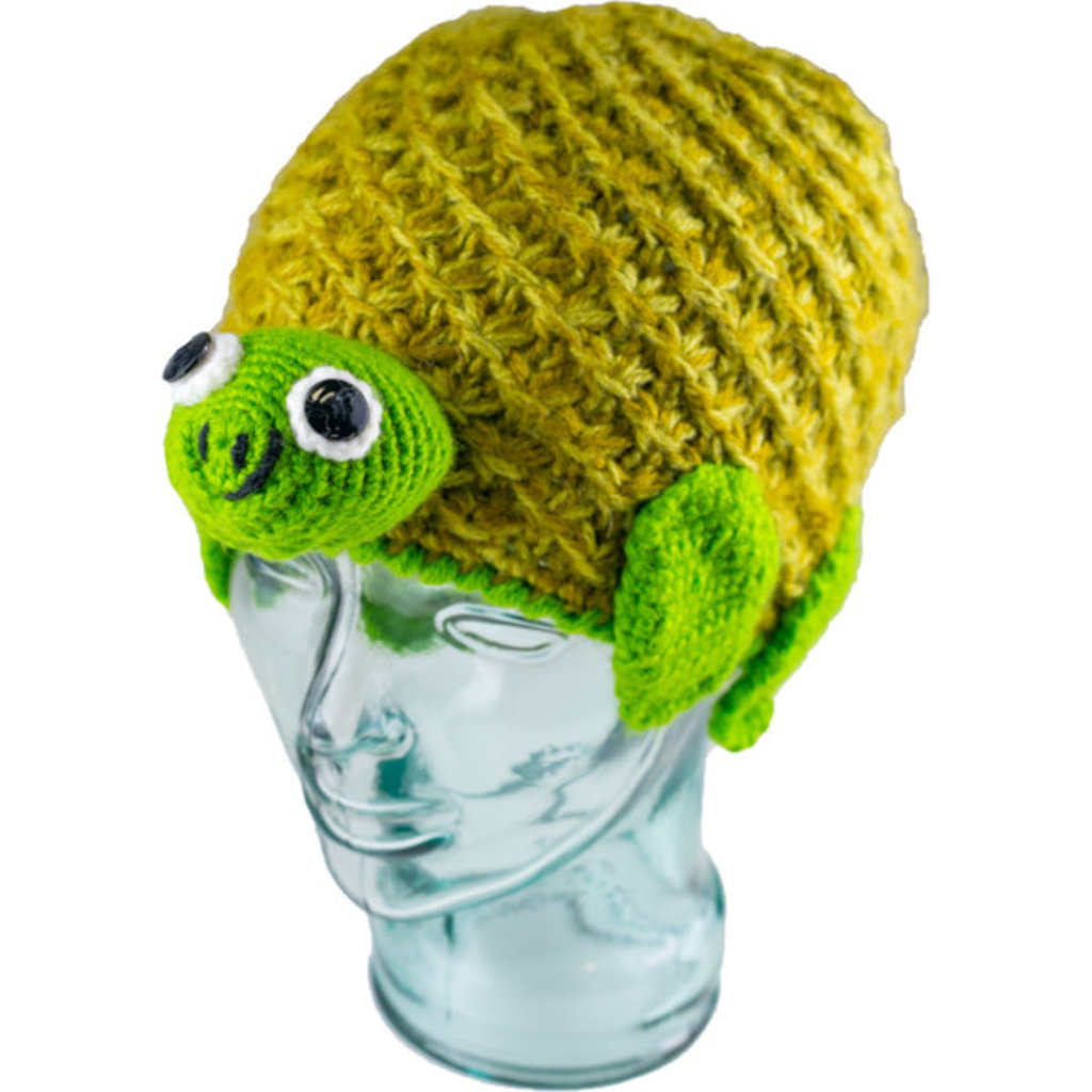 Andes Gifts Kids Animal Hat Assorted