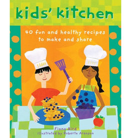 Barefoot Books Kids' Kitchen: Fun and Healthy Recipes
