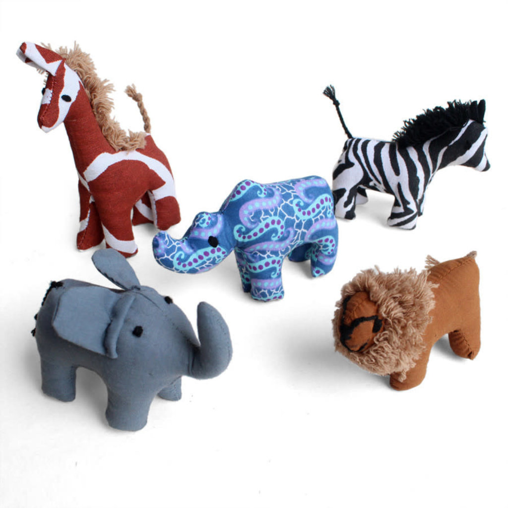 Creation Hive Kids' Safari Animals Set