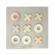 Global Crafts Kisii Soapstone Tic Tac Toe Game