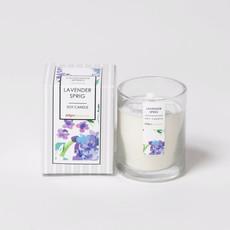 Bright Endeavors Lavender Sprig Candle 3 oz Glass