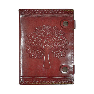 Matr Boomie Leather Tree of Life Journal