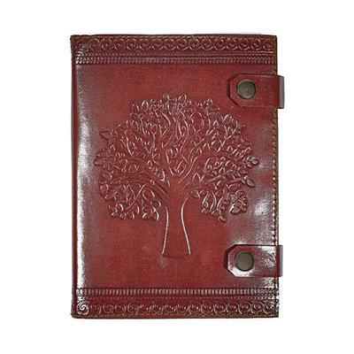 Matr Boomie Leather Tree of Life Journal