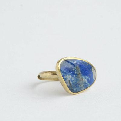 Fair Anita Lucia Lapis Adjustable Ring