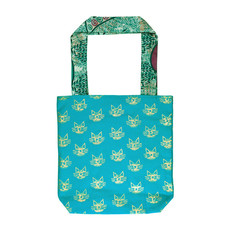 Matr Boomie Metallic Cat Tote Bag