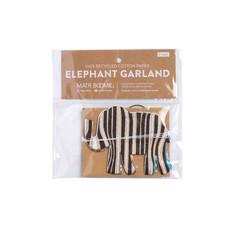 Matr Boomie Metallic Cotton Elephant Garland