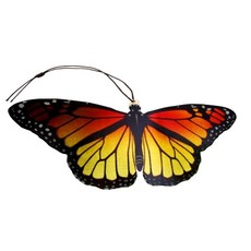 Tulia's Artisan Gallery Monarch Butterfly Ornament Bookmark