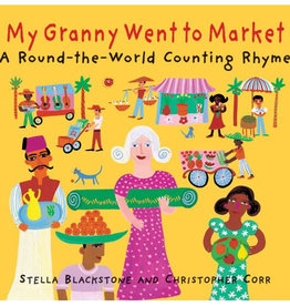 Barefoot Books My Granny Went to Market
