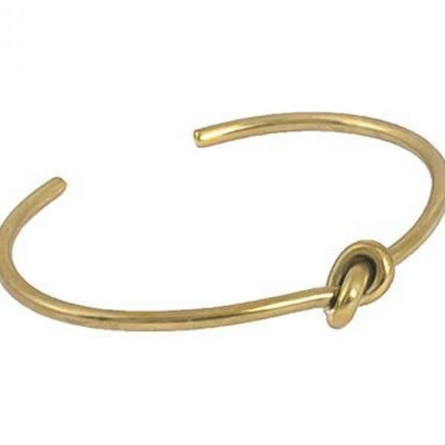 Marquet Fair Trade Naak Brass Bracelet