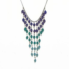 Imani Workshops NECKLACE WATERFALL BEADS