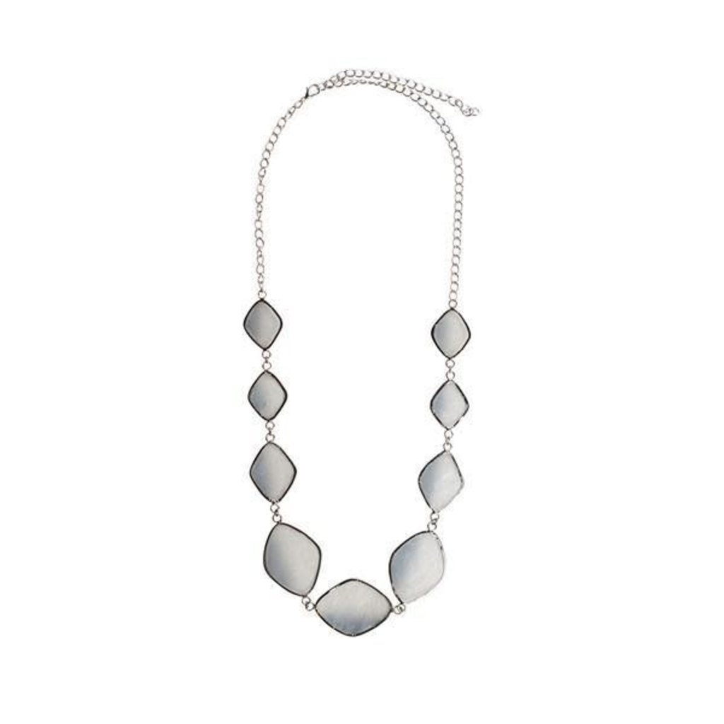 Ten Thousand Villages Ombre Shell Necklace