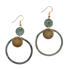 Ten Thousand Villages Opportunity Earrings