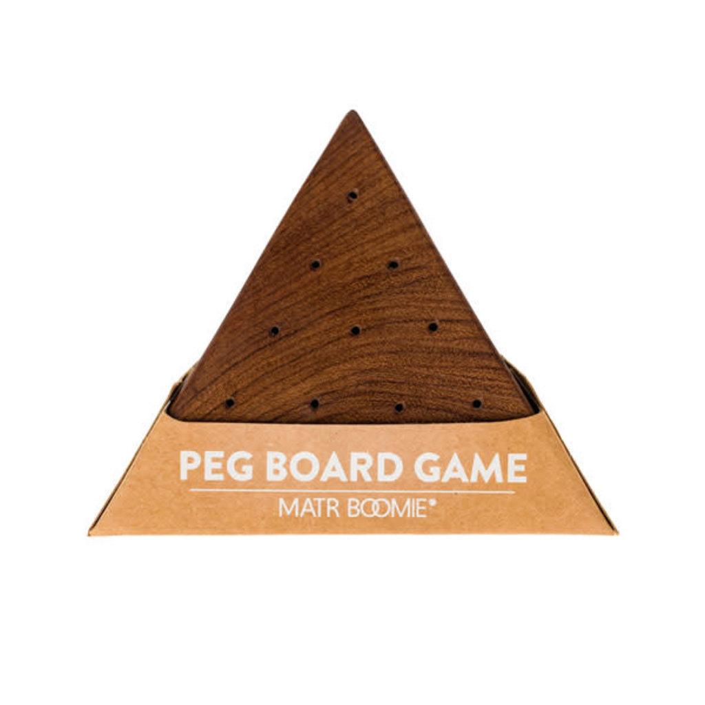 Matr Boomie Peg Board Game