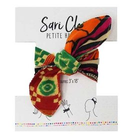 World Finds Petite Recycled Sari Hair Tie