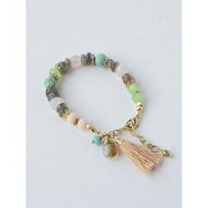 Fair Anita Playful Pastels Beaded Bracelet