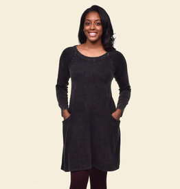 Maggie's Organics Raglan Rib Dress