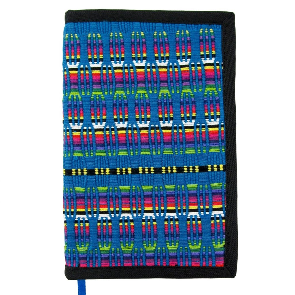 Unique Batik Rainbow Ikat Journal Medium