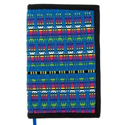 Unique Batik Rainbow Ikat Journal Medium