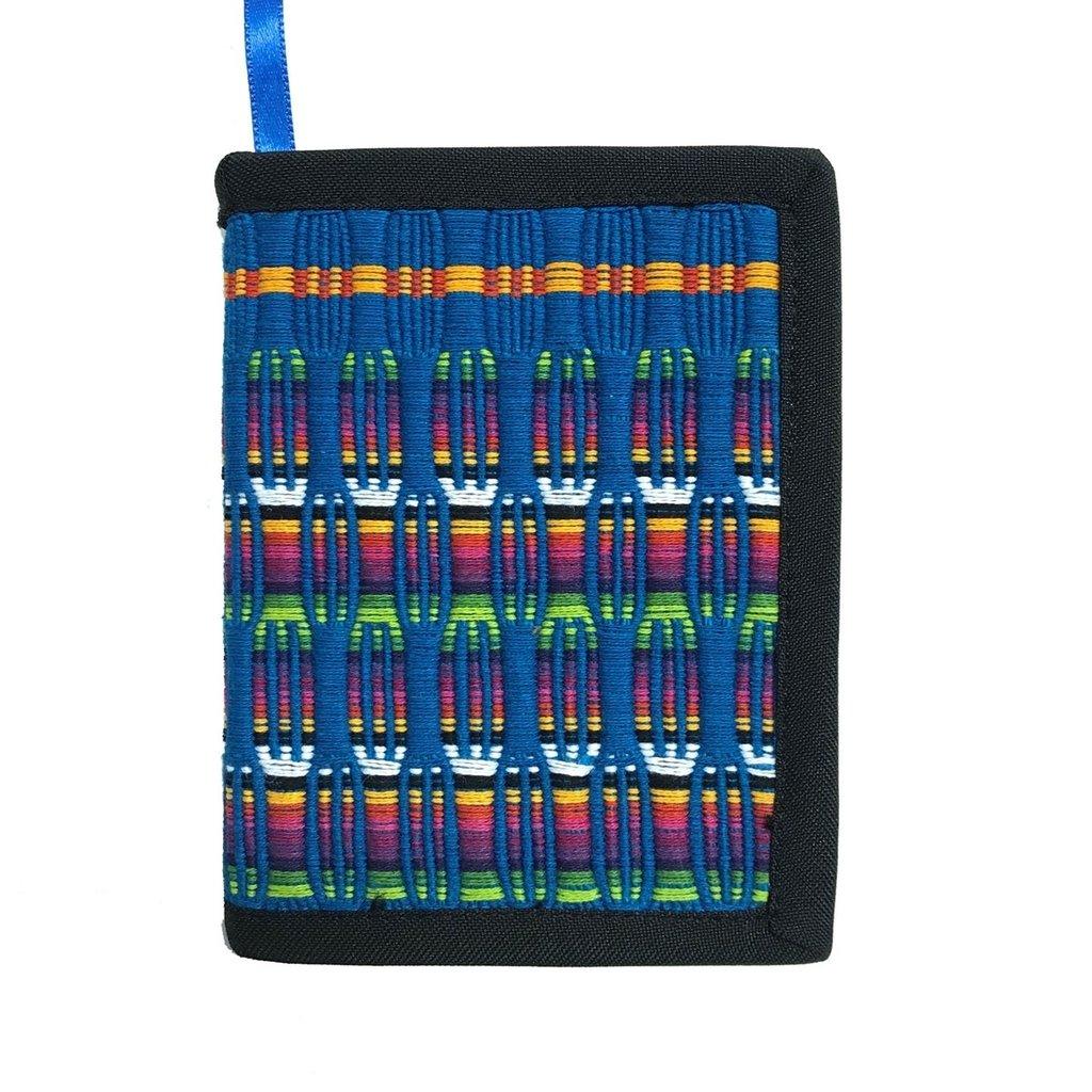Unique Batik Rainbow Ikat Journal Small