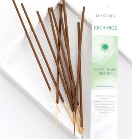 Maroma Recharge Aromatherapy Incense