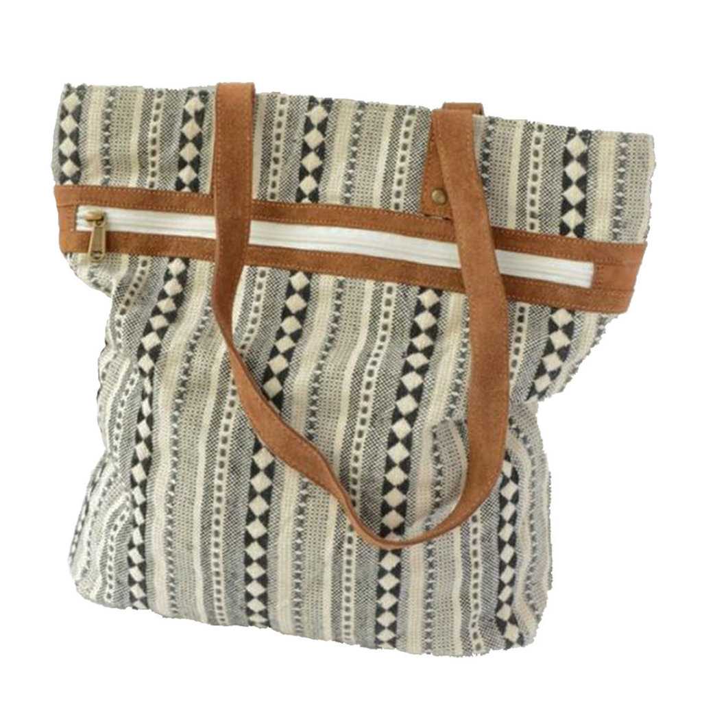 Fair Anita Recycled Fabric Nomad Purse