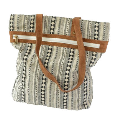 Fair Anita Recycled Fabric Nomad Purse