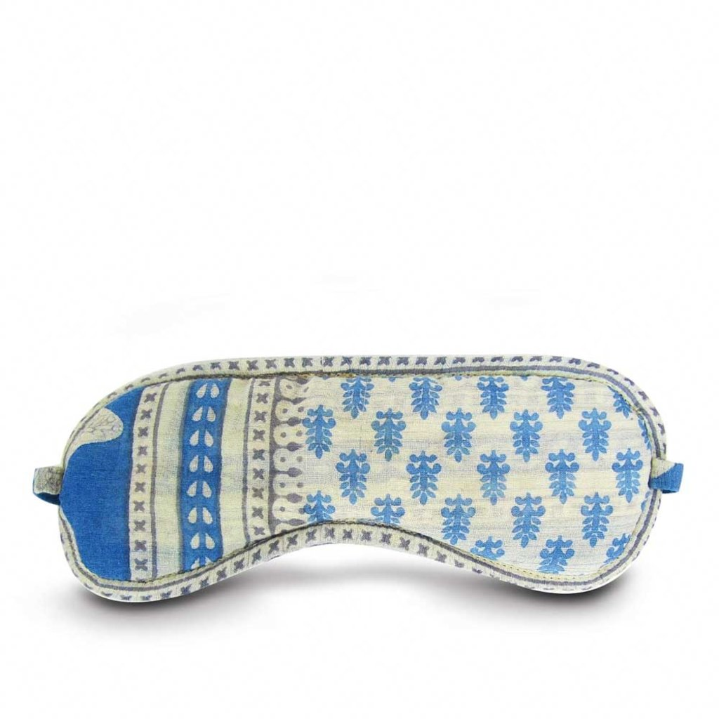 Serrv Recycled Sari Eye Mask