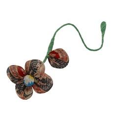 Ten Thousand Villages Recycled Sari Flower