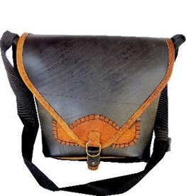 Ganesh Himal Recycled Tire and No-Kill Leather