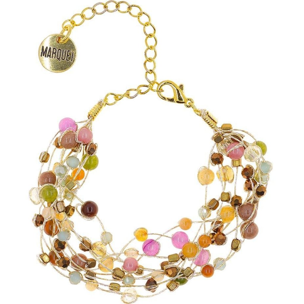 Marquet Fair Trade Reena Celebration Akha Bracelet