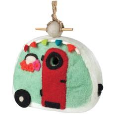 DZI Handmade Retro Camper Wool Felt