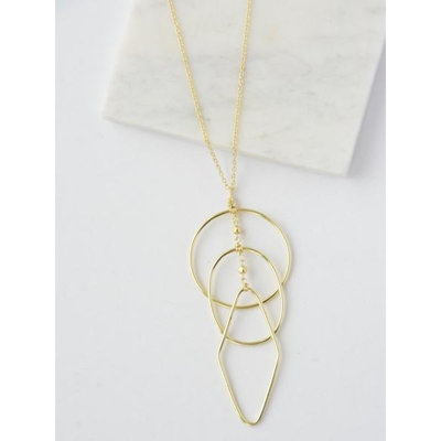 Fair Anita Ripples Necklace