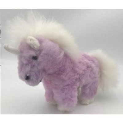 Blossom Inspirations Unicorn Alpaca Stuffed Animal