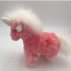Blossom Inspirations Unicorn Alpaca Stuffed Animal