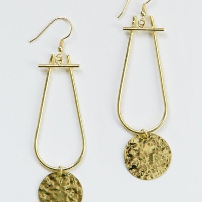 Mata Traders Sundrop Earring