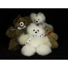Blossom Inspirations Small Alpaca Bear Stuffed Animal