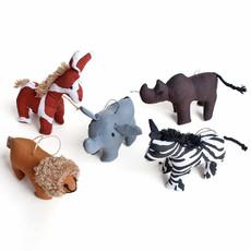 Creation Hive Safari Animal Ornaments