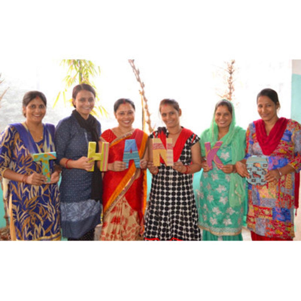 World Finds Sari Chic Kantha Hair Pins