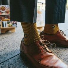 Conscious Step Socks That Give Books Striped