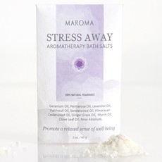 Maroma Stress Away Aromatherapy Bath Salts