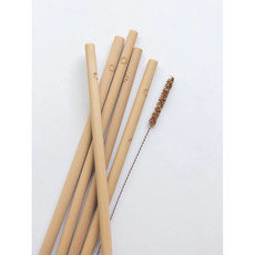Fair Anita Sustainable Bamboo Reusable Straw Set