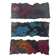 Unique Batik Thai Dye Headband